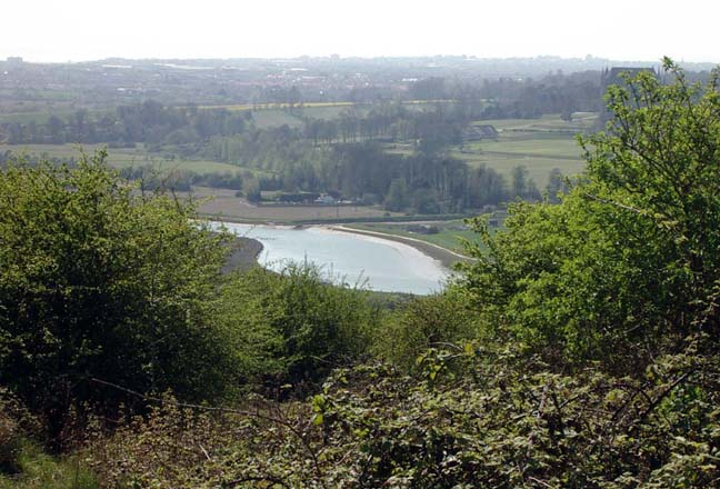 Lower Adur Valley (Photograph by Andy Horton)
