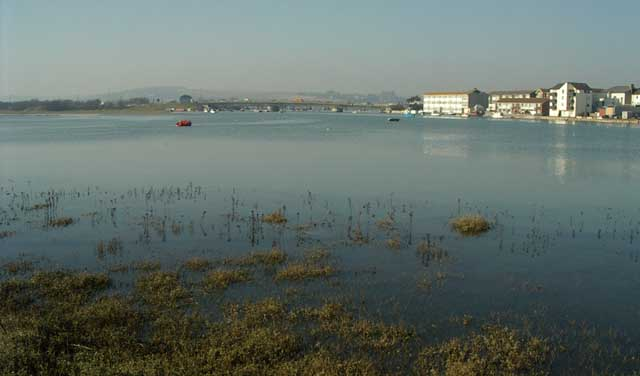 Adur at High Tide (Photograph by Andy Horton)