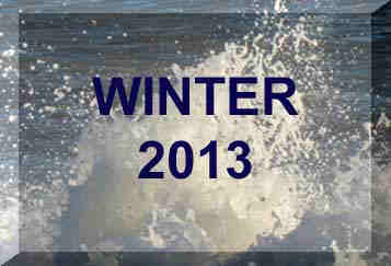 Winter 2013 News Reports, January - March