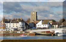 Link to the Shoreham-by-Sea Homepage
