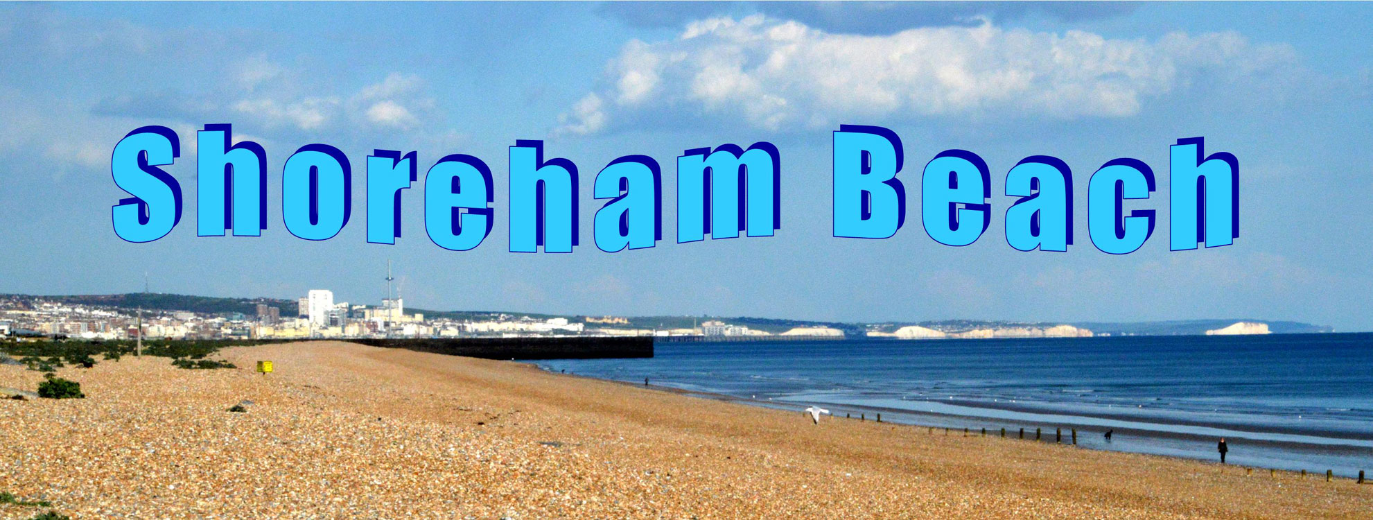 Click on this picture to transfer to another Shoreham Beach page