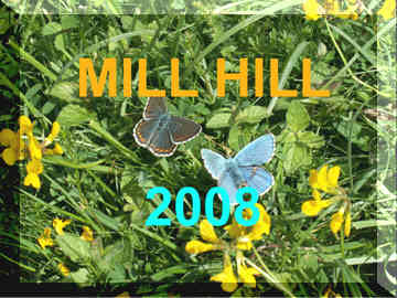 Mill Hill Wildlife Reports 2008 (Link)
