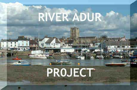River Adur Project: link to the web page